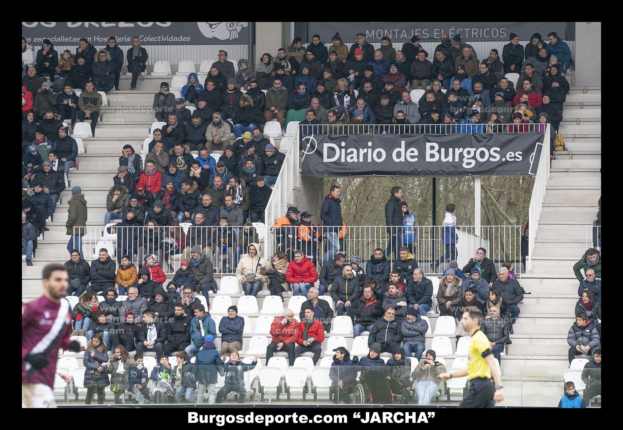 BURGOS CF 1 - C. HARO DEPORTIVO 1
