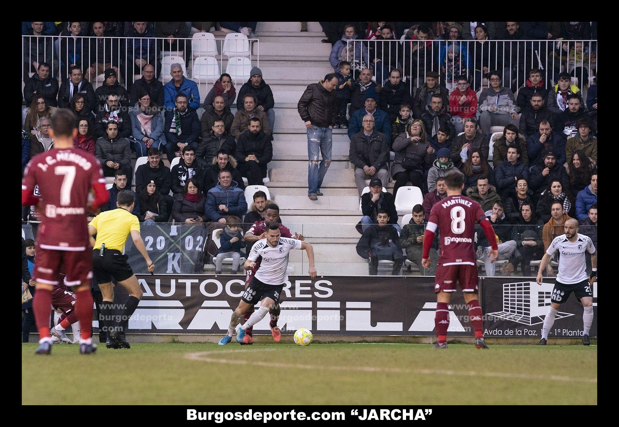 BURGOS CF 2 - C Y D LEONESA 0