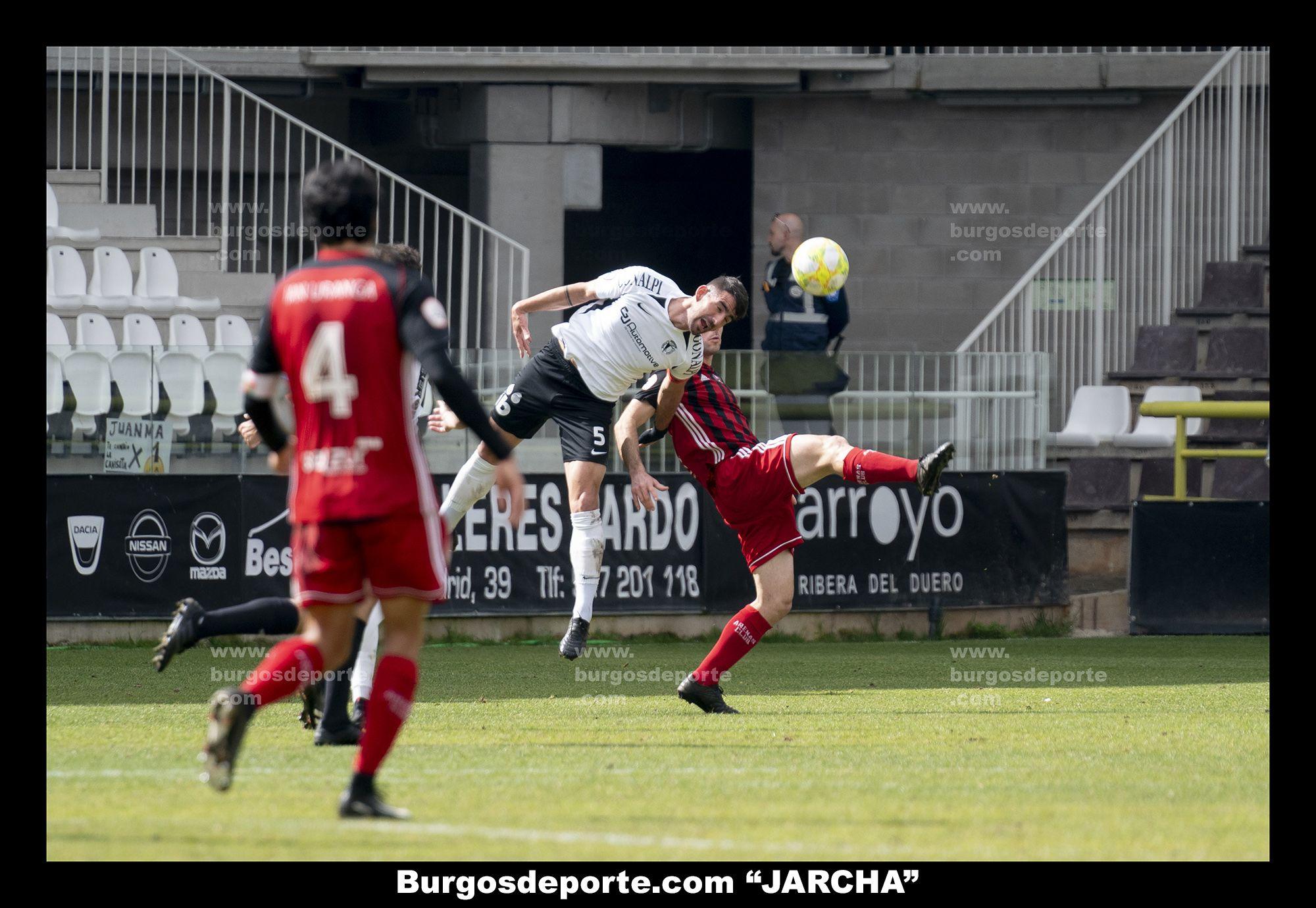 BURGOS CF 2 - ARENAS CLUB 2