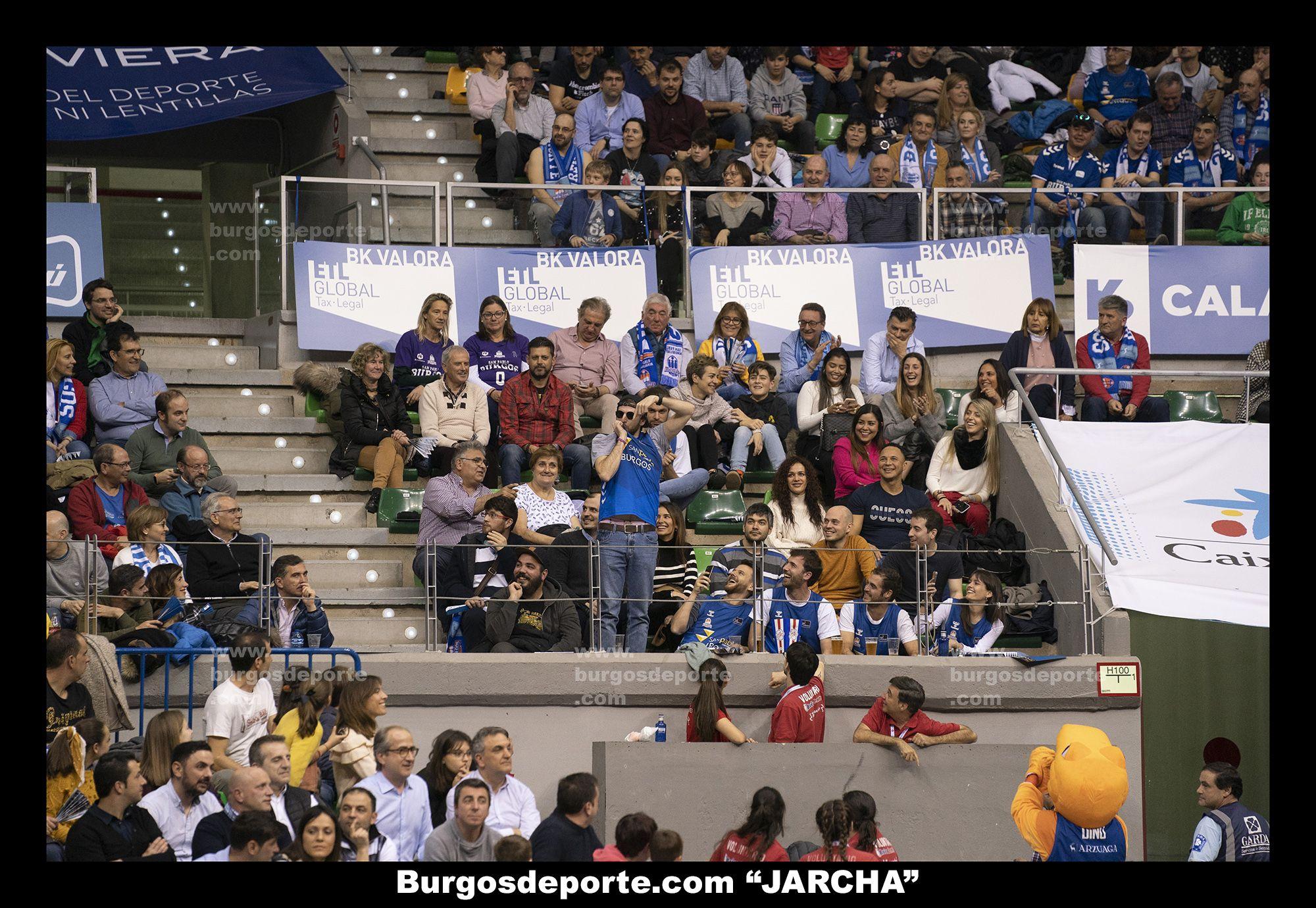 SAN PABLO BURGOS 89 - FUENLABRADA 85