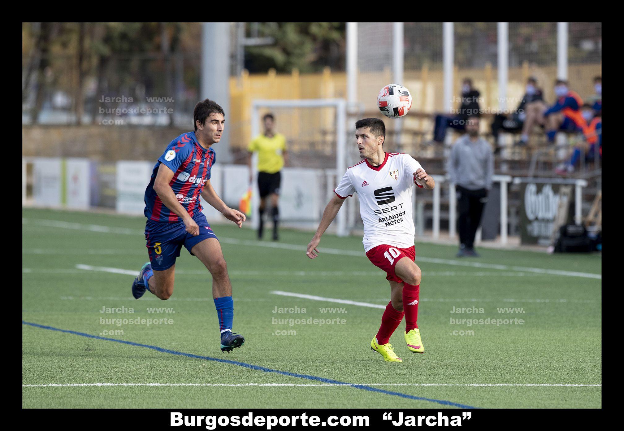 CD BUPOLSA 0 - Gª SEGOVIANA CF 3