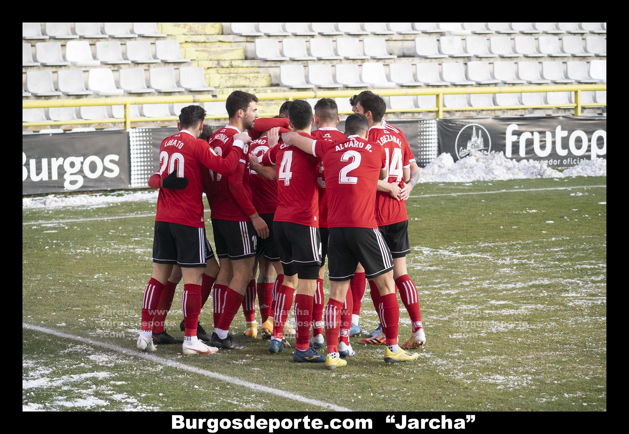 BURGOS CF 4 - R. OVIEDO 0