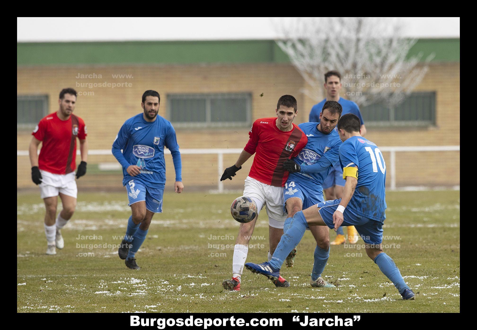 RELA BURGOS SAD 0 - SD ALMAZAN 0