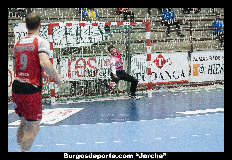 BM VILLA DE ARANDA 20 - HUESCA 22