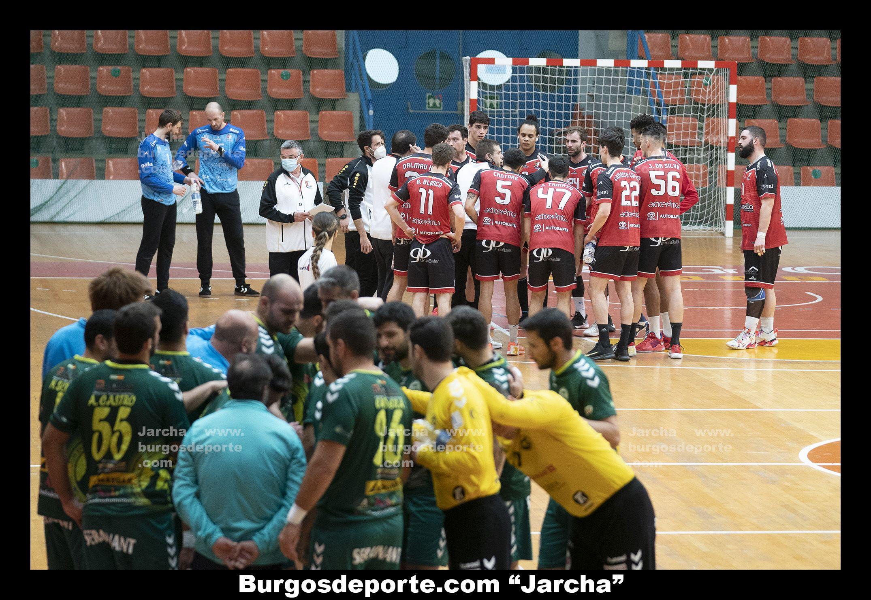 UBU SAN PABLO BURGOS 29 - BM ANTEQUERA 32