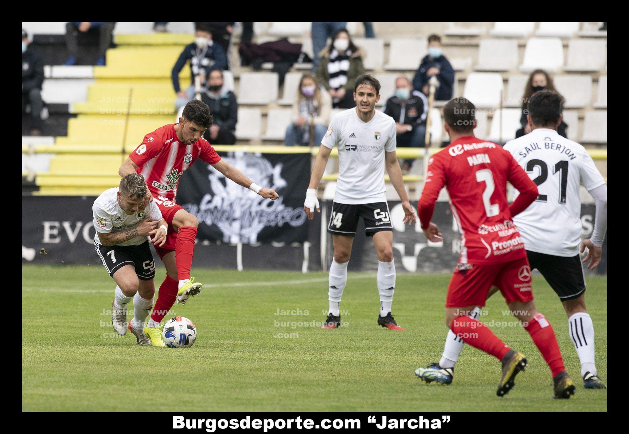 BURGOS CF 3 - ZAMORA CF 0