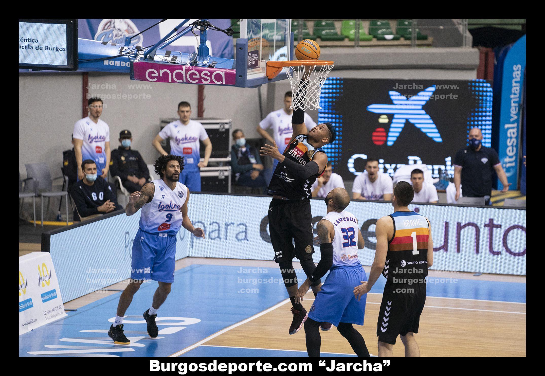 SAN PABLO BURGOS 83 - IGOKEA 71