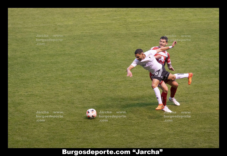 BURGOS CF 2 - UNIONISTAS DE S. CF 0