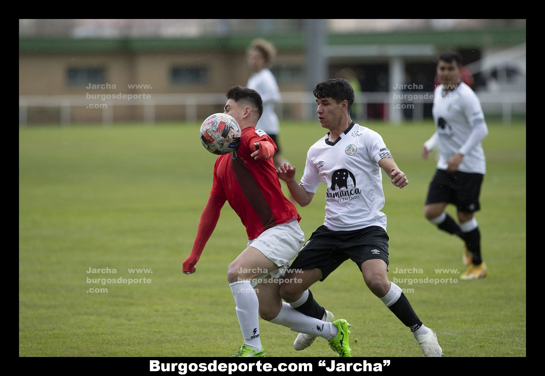REAL BURGOS CF SAD 1 - SALAMANCA UDS 4