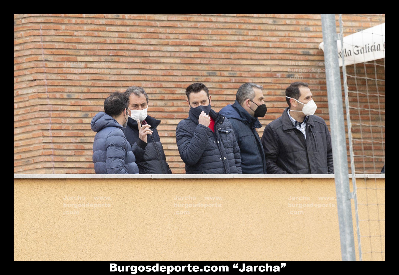 BURGOS CF PROMESAS 0 - PALENCIA CRISTO A. 3