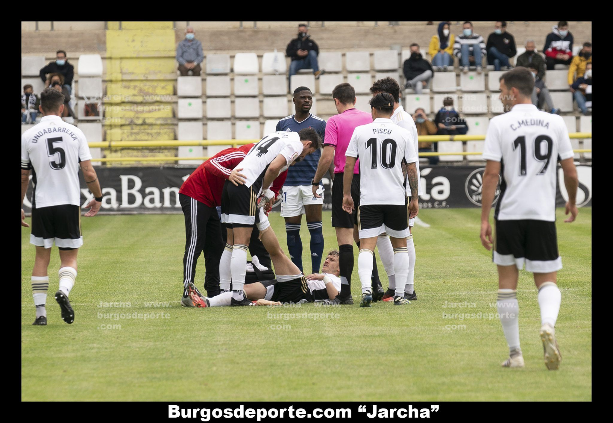 BURGOS CF 1 - CELTA DE VIGO B 0