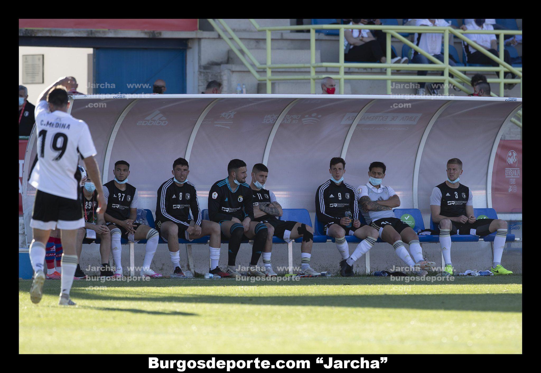 BURGOS CF 1 - CD CALAHORRA 0
