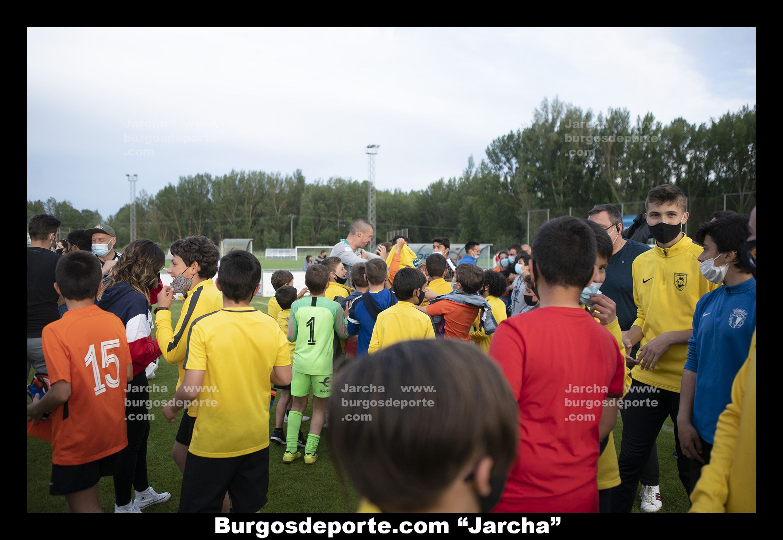BURGOS CF PROMESAS 2 - CD MIRANDES B 1