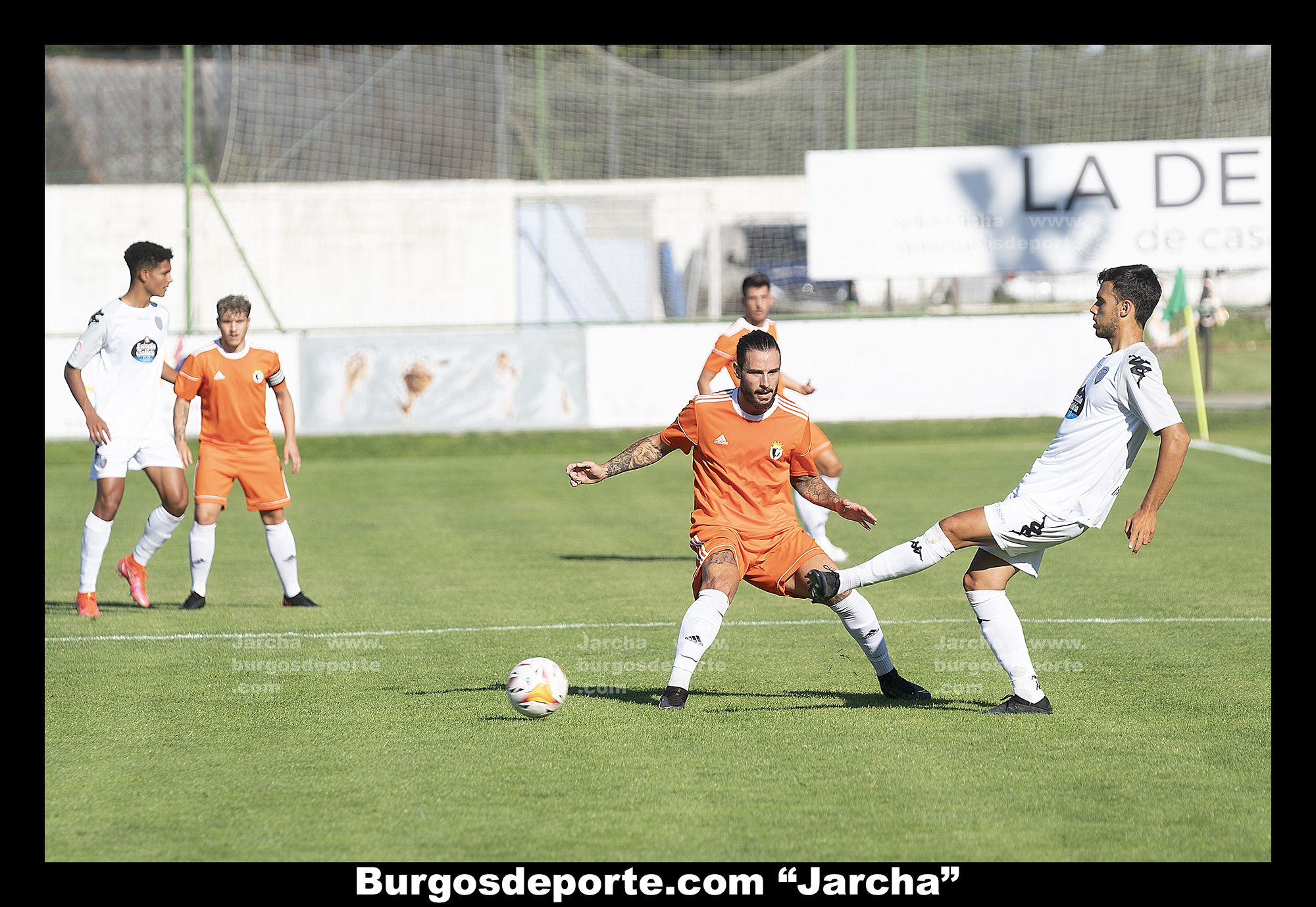 CD LUGO 0 - BURGOS CF 0