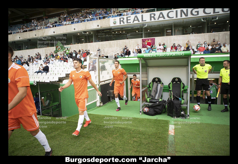 REAL RACING CLUB 0 - BURGOS CF 0