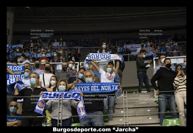 SAN PABLO BURGOS 81 - MORABANC ANDORRA 70
