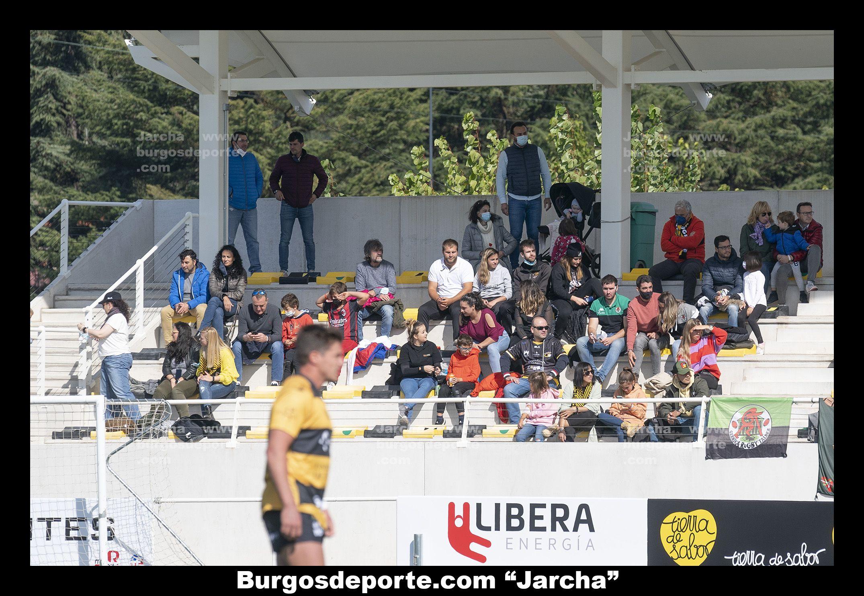 RECOLETAS BURGOS UBU 34 - GERNIKA R.T. 13